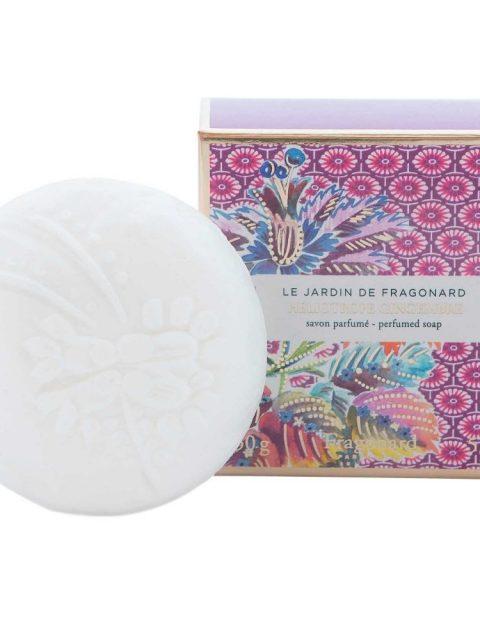 Heliotrope Soap