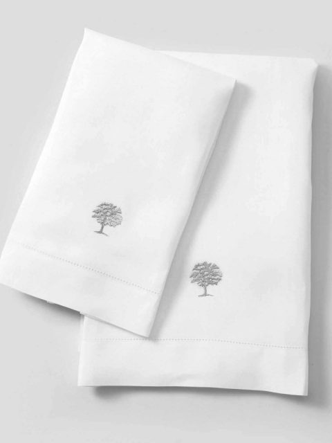 Linen Hand Towel Tree