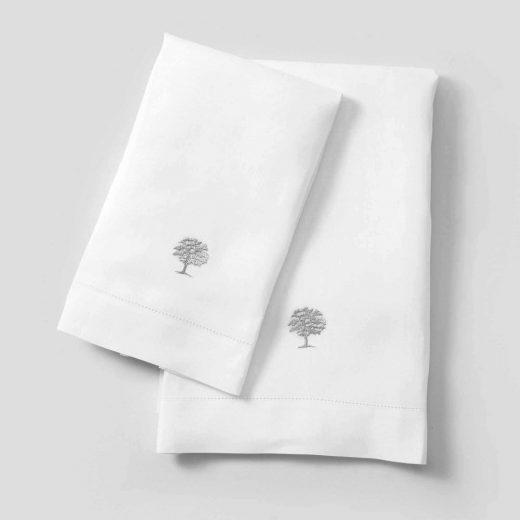 Linen Hand Towel Tree