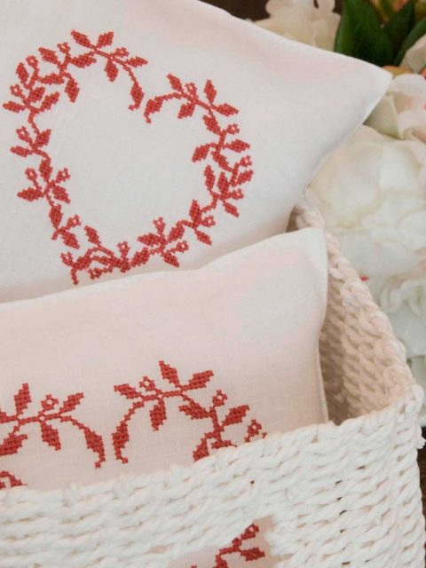 Lavender Pillows