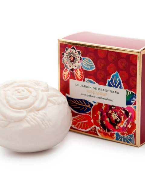 Rose Ambre Soap